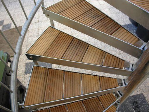 Stufen & Geländer